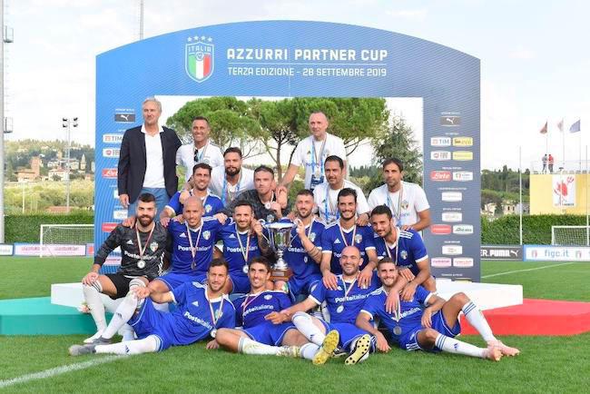 poste italiane azzurri partner cup 2019