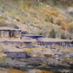 villaggio in kurdistan