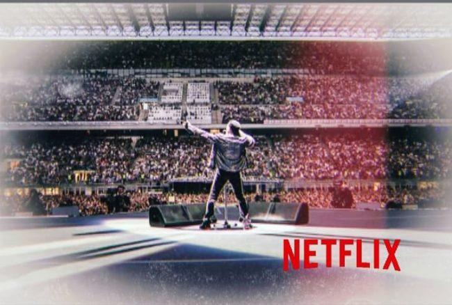 Vasco Rossi Netflix
