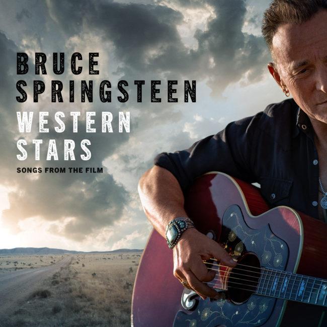 Bruce Springsteen, online i primi 10 minuti del film Western Stars