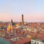 Bologna vista aerea