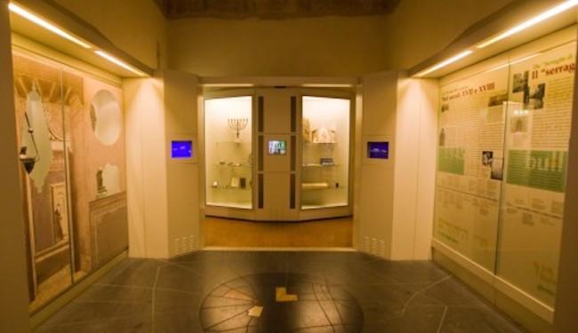Interni Museo Ebraico