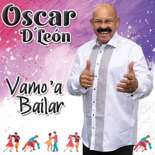Oscar D´León – Vamo´a Bailar Salsa