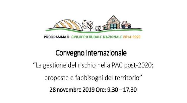 convegno roma 28 novembre 2019
