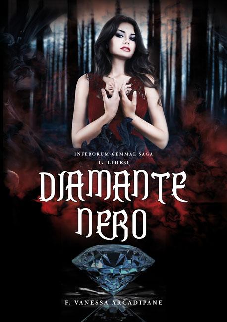 diamante nero copertina libro