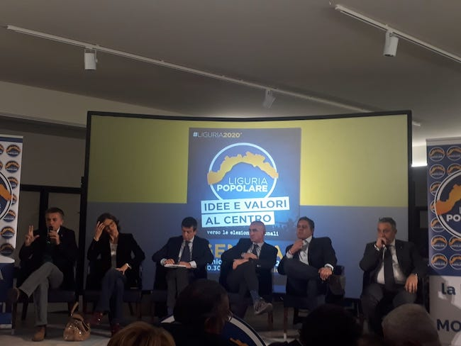 incontro regionali 2020 genova