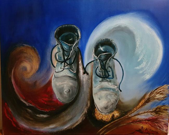 Le scarpe di mio padre