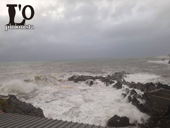 mareggiata Genova