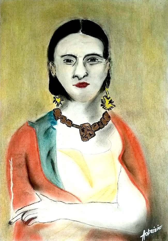 omaggio a Frida Khalo