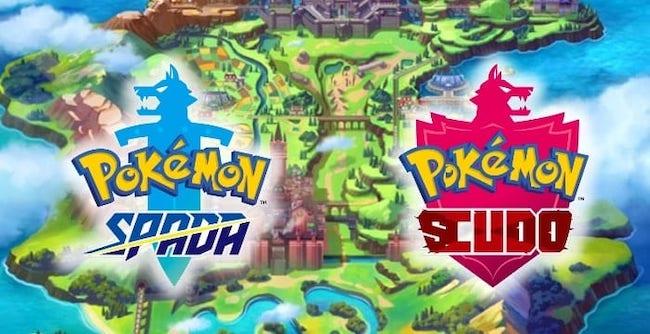 pokemon spada e scudo cover