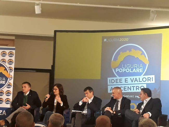 riunione regionali 2020 genova