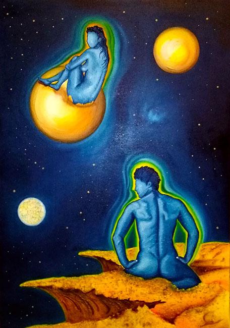 Vita nel cosmo