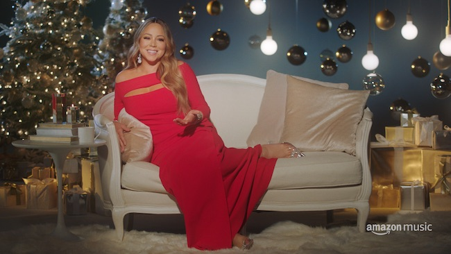 mariah carey amazon