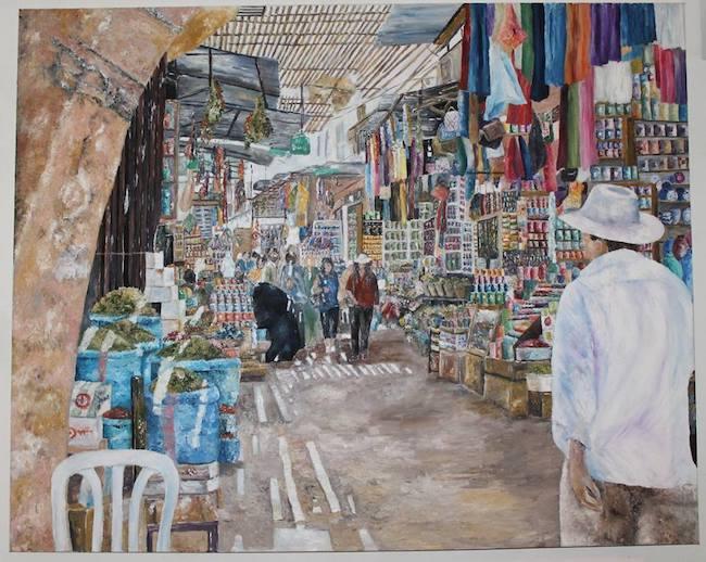 Marrakech souk 2