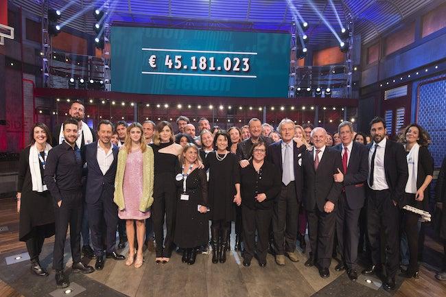 telethon finale 2019
