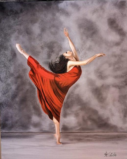 Ballo in rosso