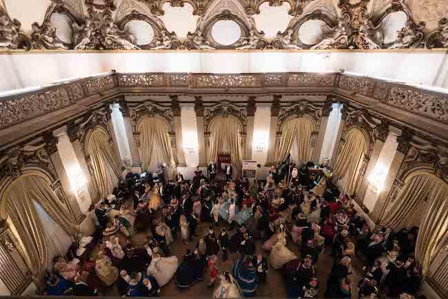 gran ballo Roma