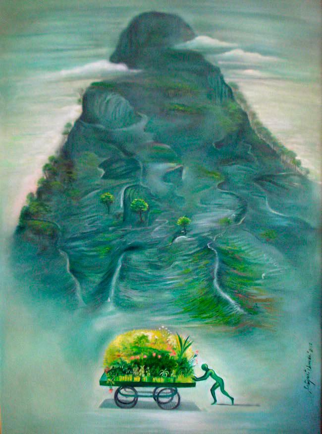 green seller