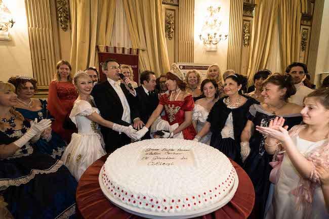 il momento torta gran ballo