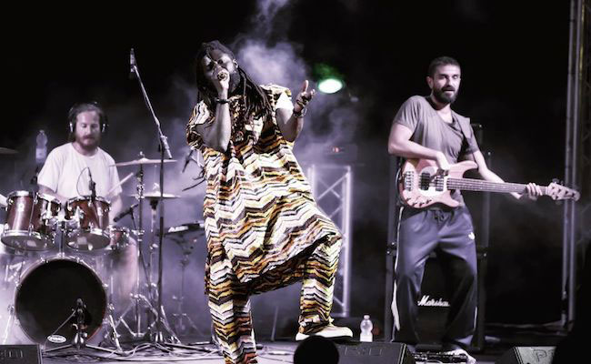Omar Faye Gawane & Shine I Dub