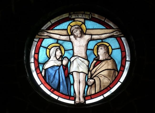 croce finestra