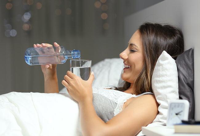 acqua giornata del sonno