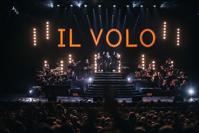 il volo new york 2020