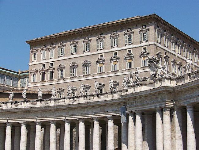palazzo apostolico vaticano
