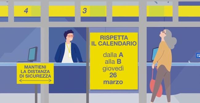 poste italiane turnazioni