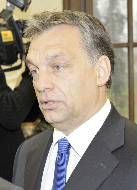 premier Orban