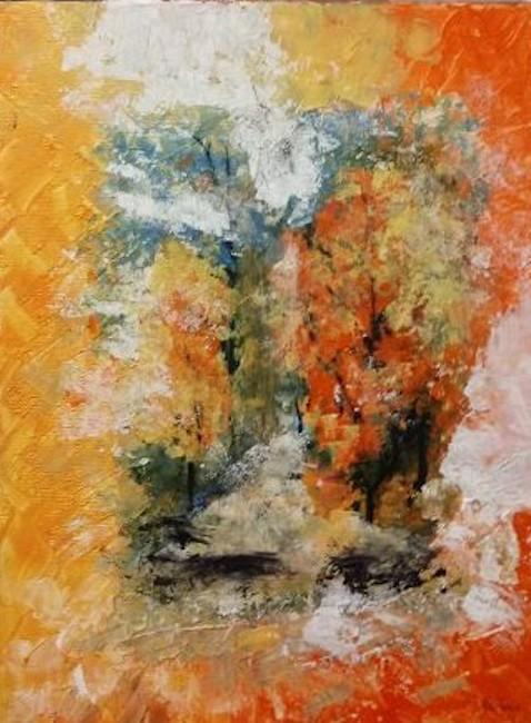 autunno acrilico