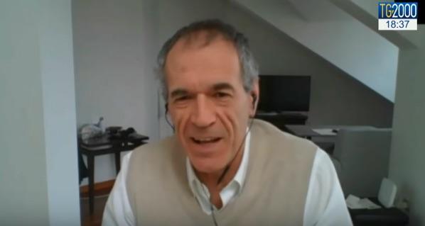carlo cottarelli tv2000