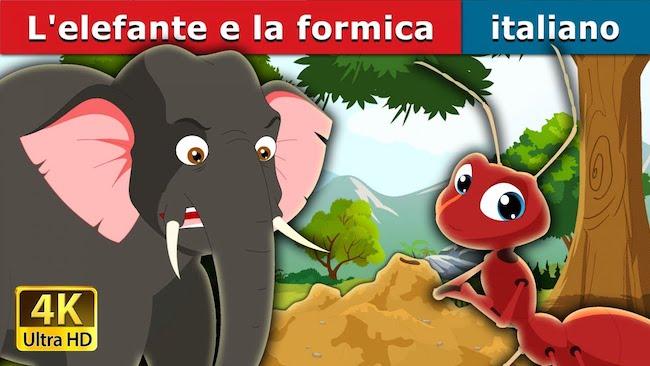 elefante formica