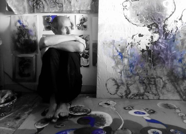 Ghost Inside (quarantine impressions) di Sergio Angeli