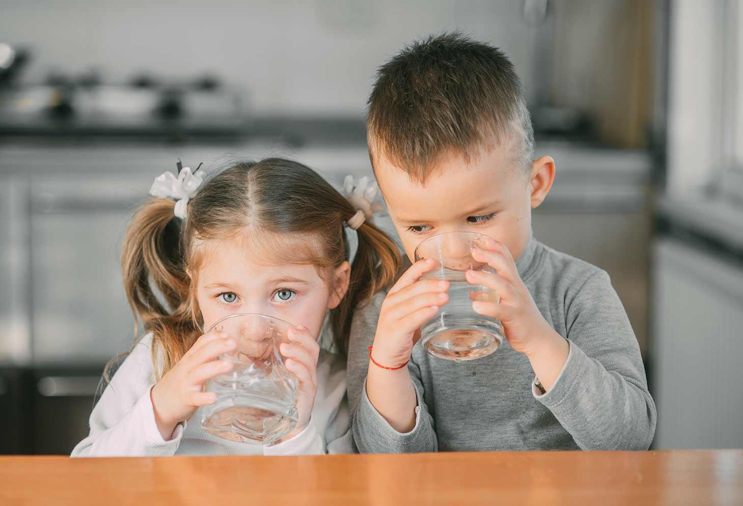 idratazione bambini