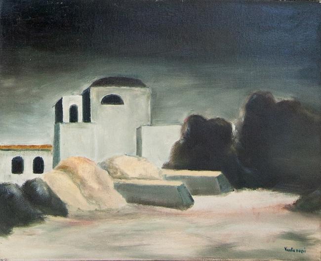 paesaggio tonale 1991