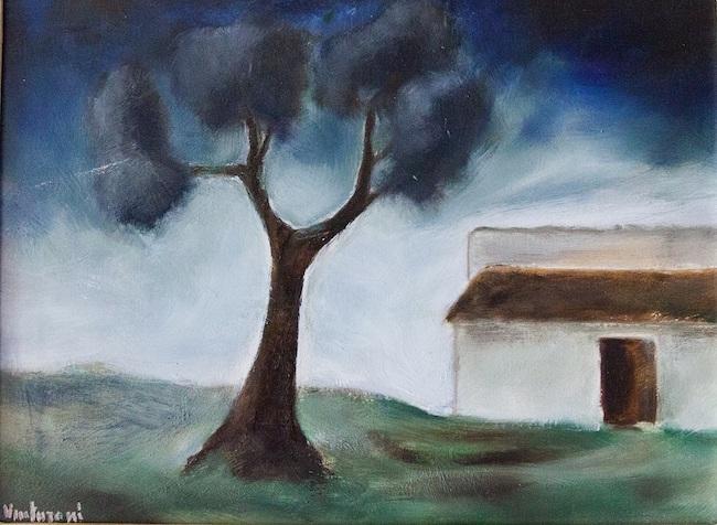 Paesaggio tonale, 1990