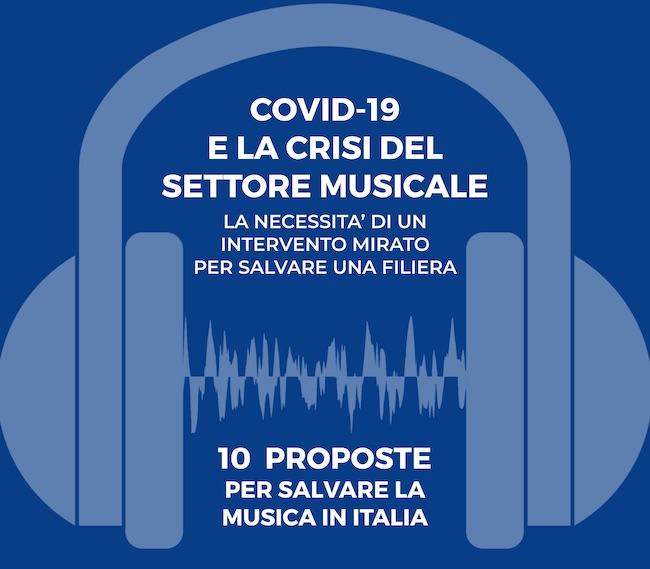 proposte per salvare musica italiana