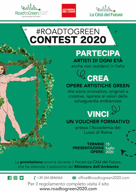 road to green contest 2020
