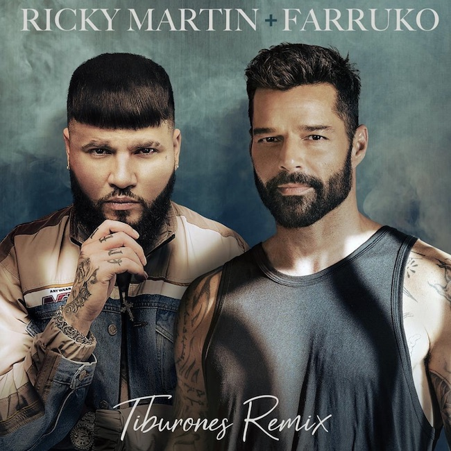 Ricky Martin, Farruko - Tiburones (remix): testo e traduzione