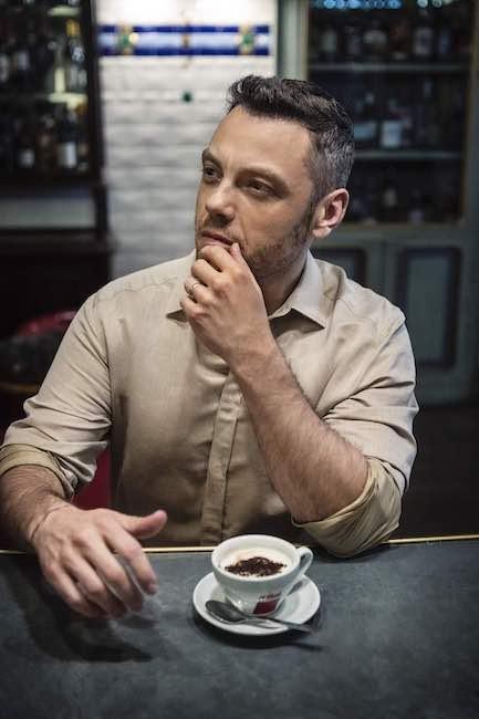 tiziano ferro caffé
