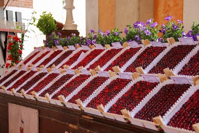 ciliegie di Marostica
