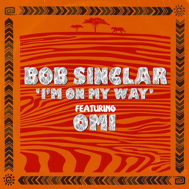"""I'm on my way"", Bob Sinclar"