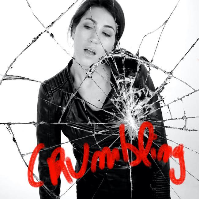 crumbling camilla fascina copertina