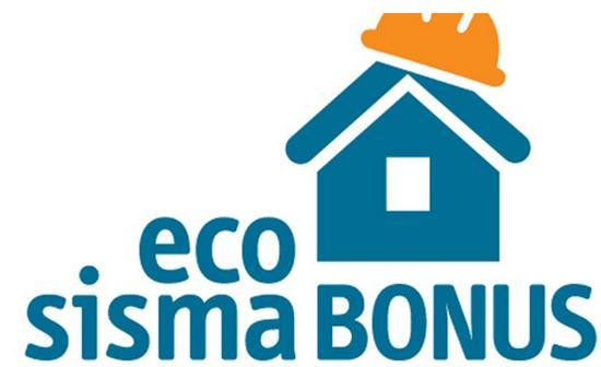 eco sisma bonus logo