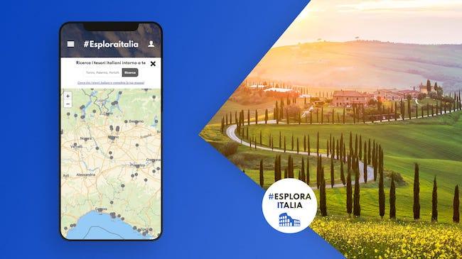esplora italia