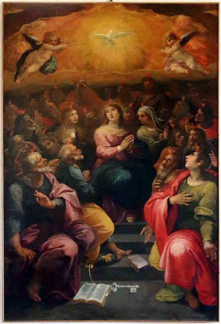 filippo caparozzi pentecoste