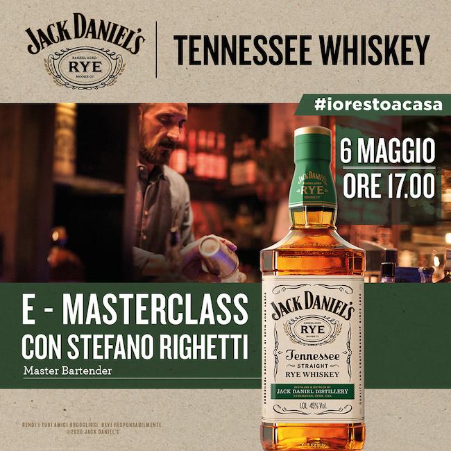 masterclass jack daniel
