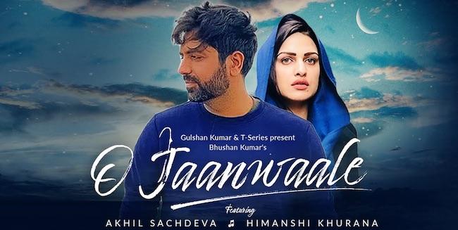 Himanshi Khurana - Akhil Sachdeva: O Jaanwaale