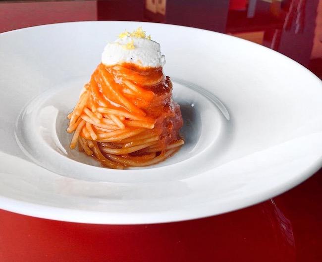 spaghetto pomodoro sironi